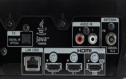 Sony BDV-N5200W, conectividad