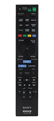 Sony BDV-N5200W, mando a distancia