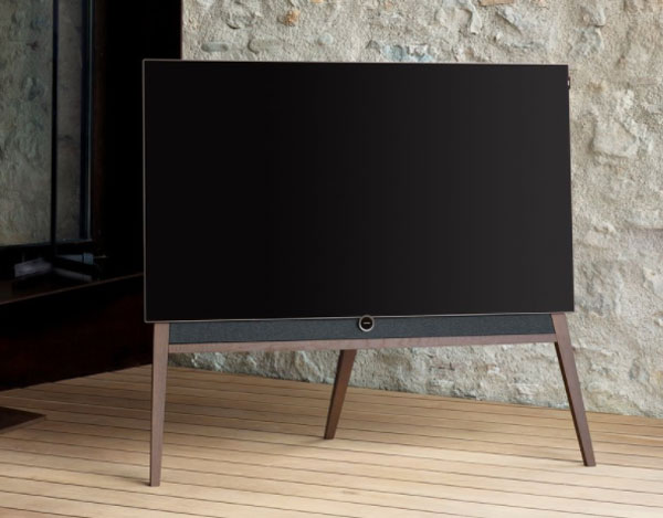 Un ejemplo de la exquisitez de Loewe TV
