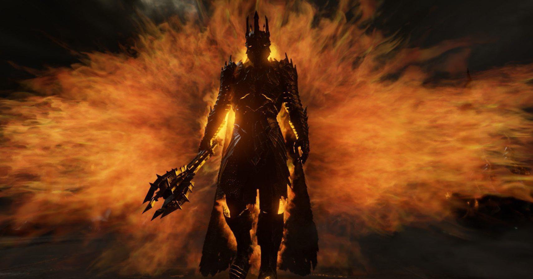 Sauron aparecerá, por descontado, en esta serie de Amazon
