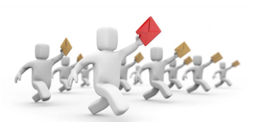 Email Marketing, lista