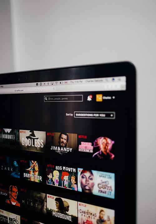 Contenidos diferentes en las plataformas de streaming