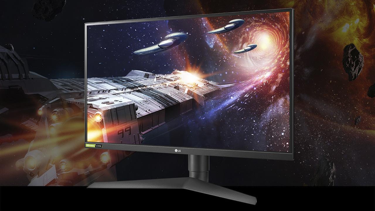 Nuevos monitores gaming de LG