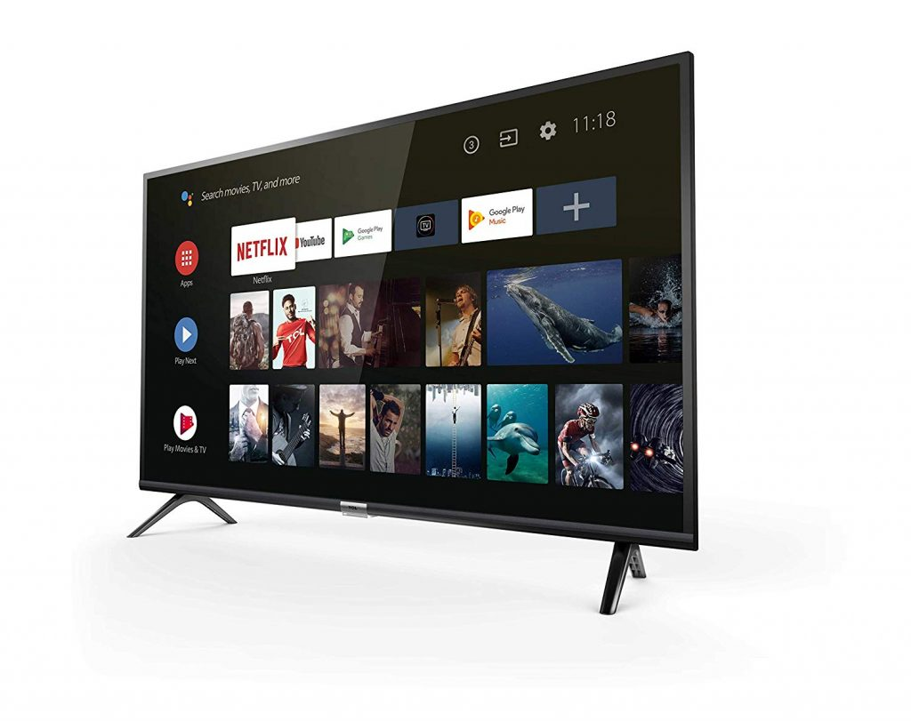 TCL 40ES560, Android TV