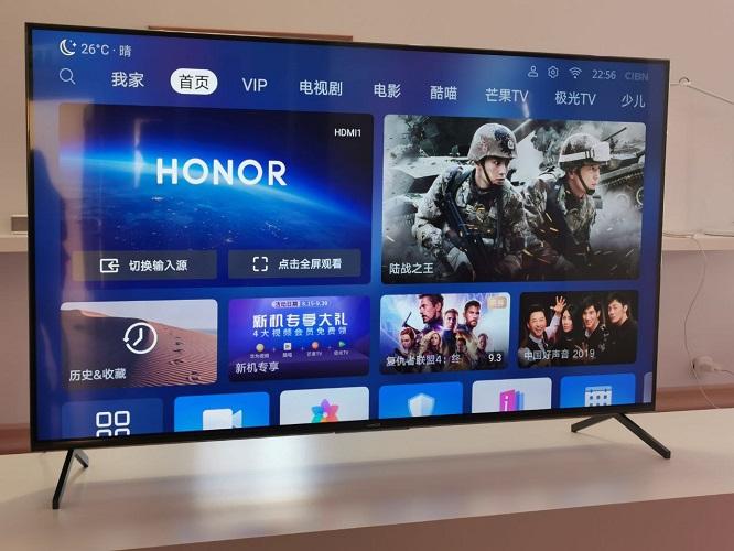 honor televisor