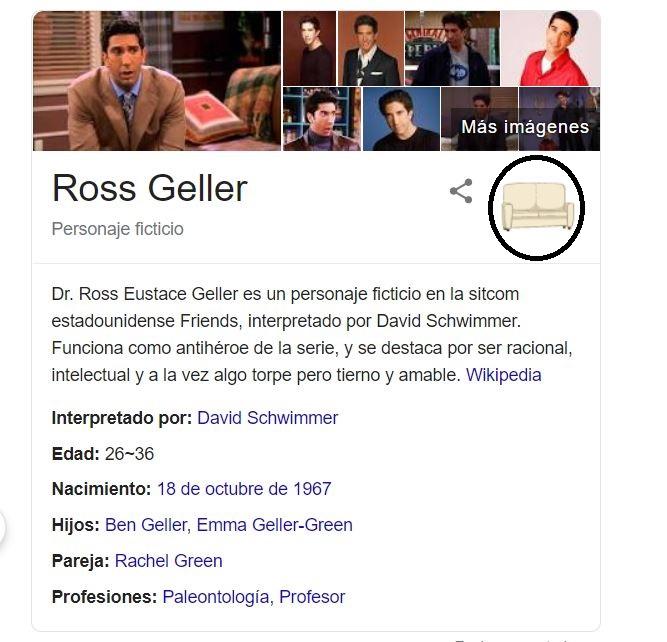 juego friends en google