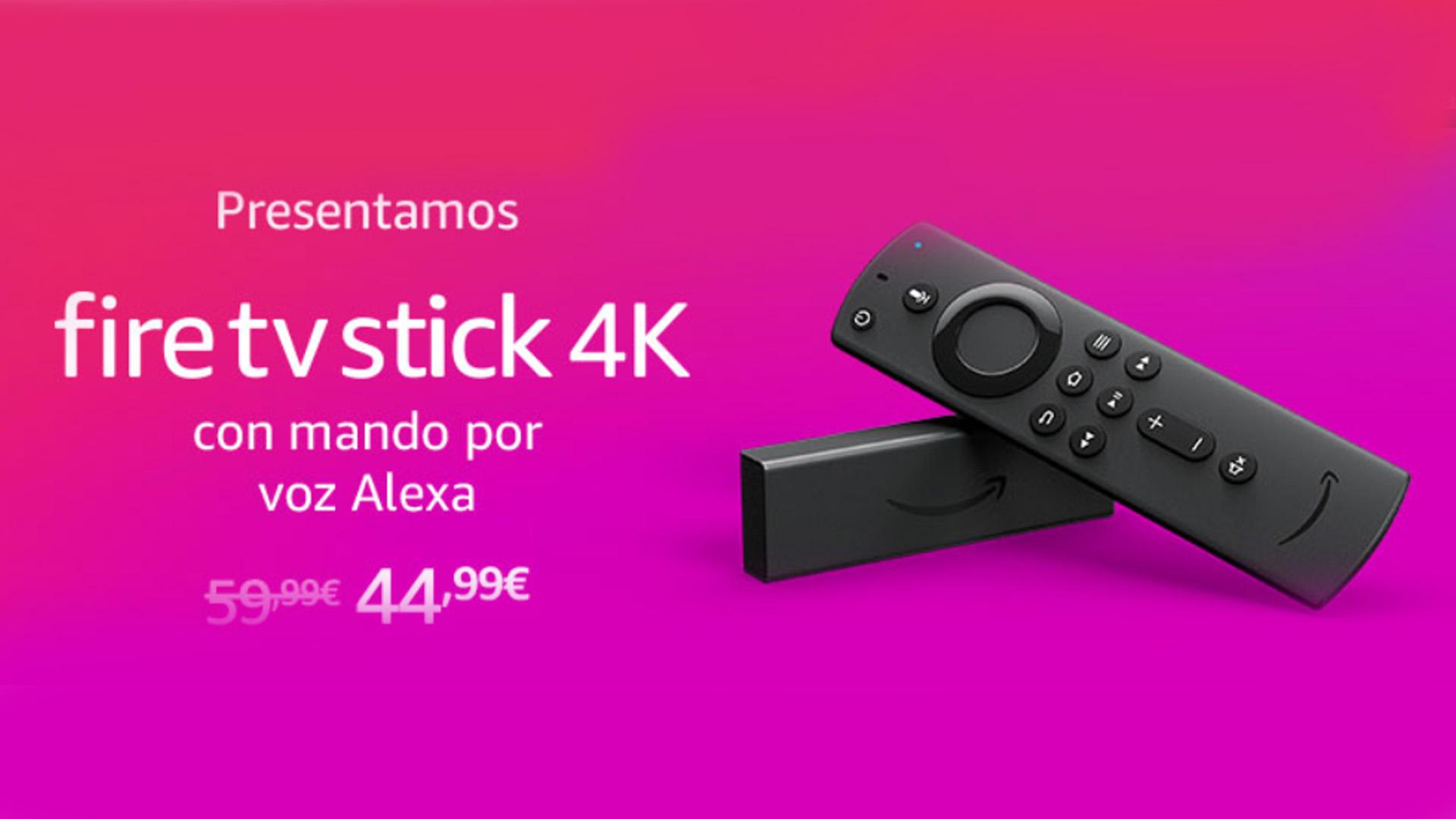 nuevo fire tv 4k