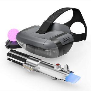 Este es el conjunto con el que vivir la nueva experiencia de realidad aumentada Lenovo