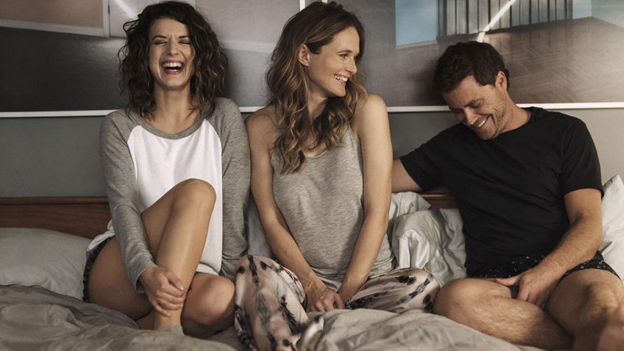 series eróticas en Netflix y HBO