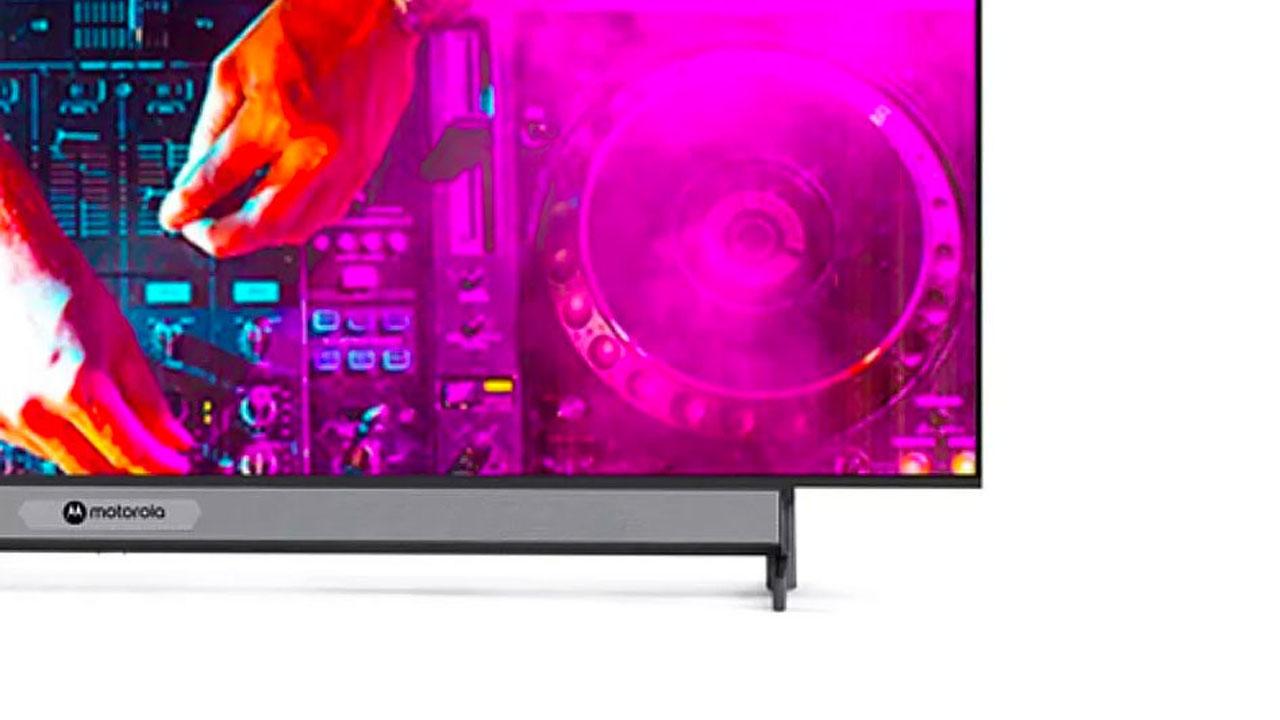 televisor de Motorola