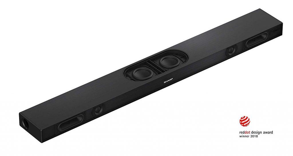 Sharp HT-SBW420, calidad de sonido