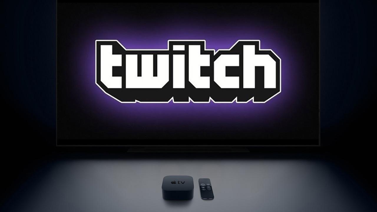 Twitch oficial en Apple TV