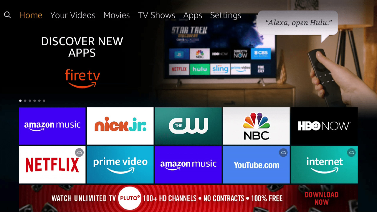 canales de TV en Amazon Prime Video