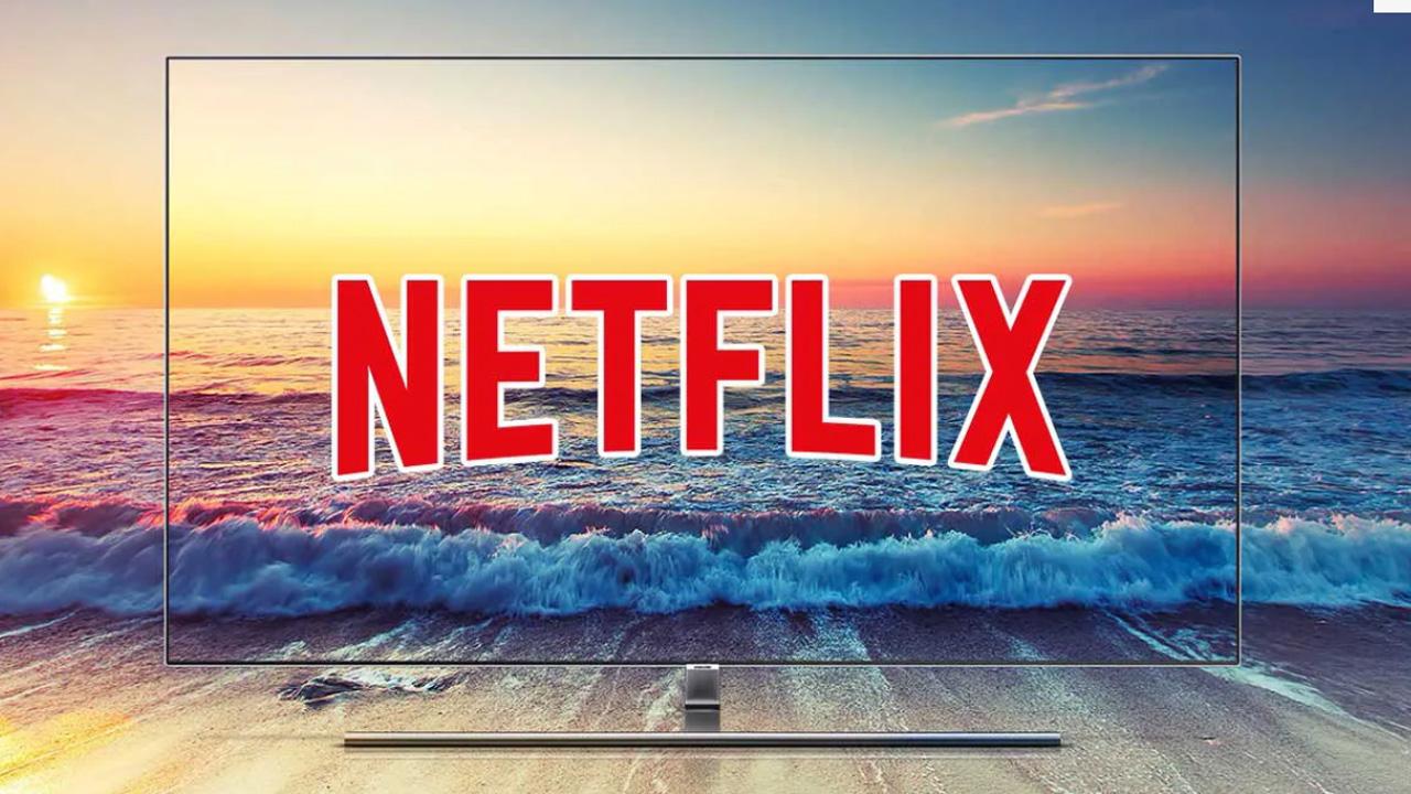 configurar el televisor para ver Netflix
