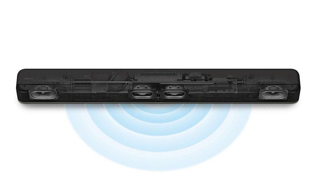 Sony HT-X8500, calidad de sonido