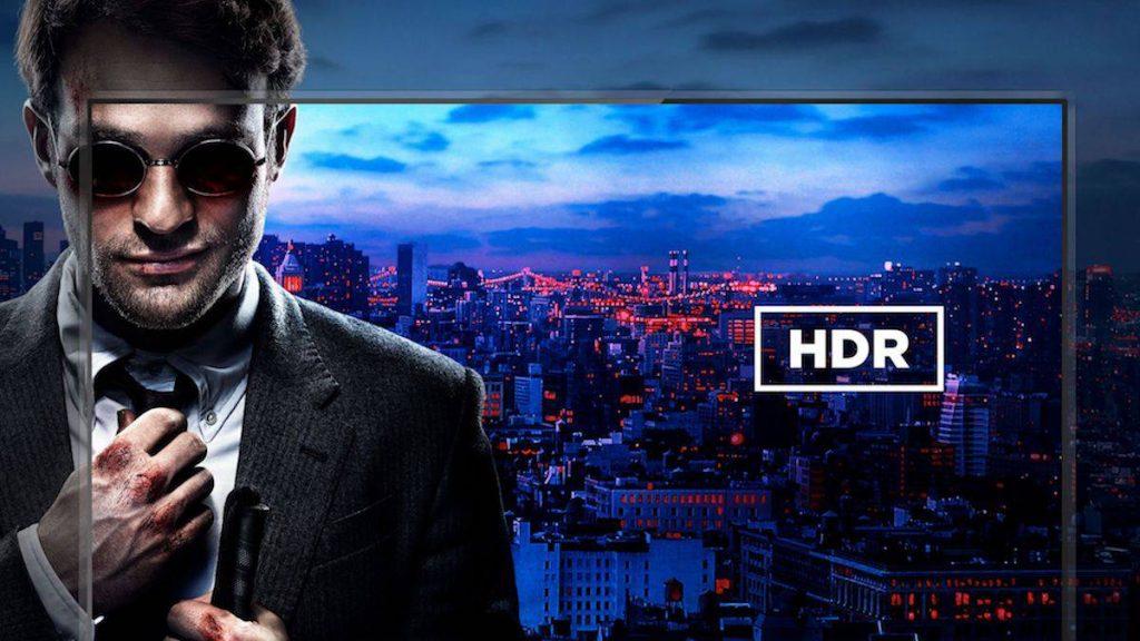 El contenido de Netflix tendrá más calidad a partir de ahora, siendo requisito indispensable el HDR