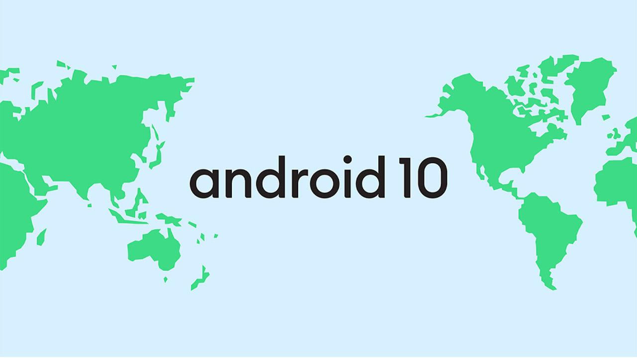 Android 10 en la tele