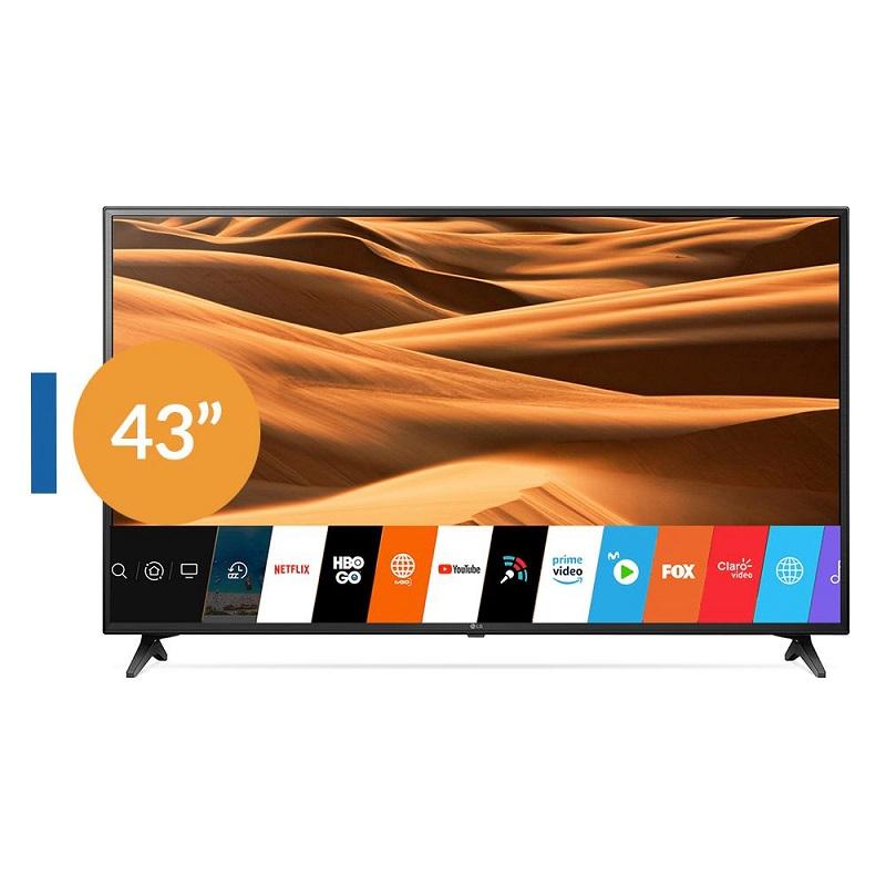 LG 43UM7100, Smart TV