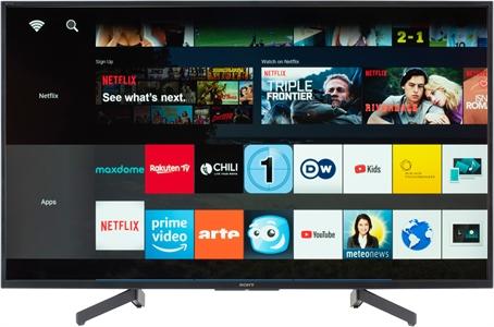 A la vista, un smartTV al uso