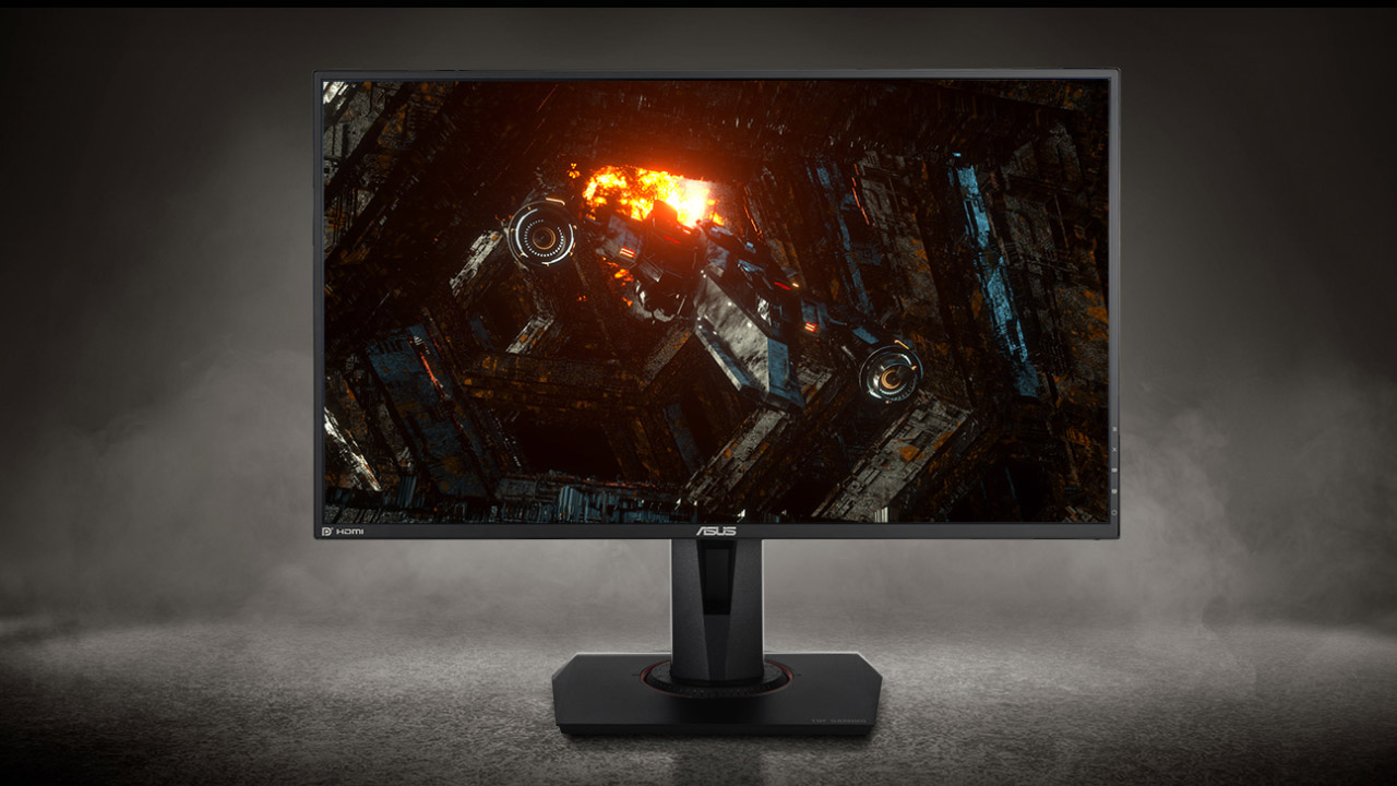 monitores de 280 Hz