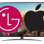 Apple TV en los televisores LG