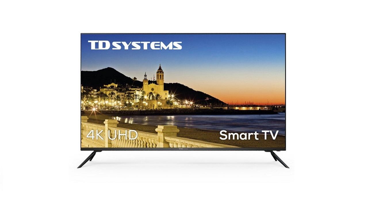 TD Systems K50DLX9US