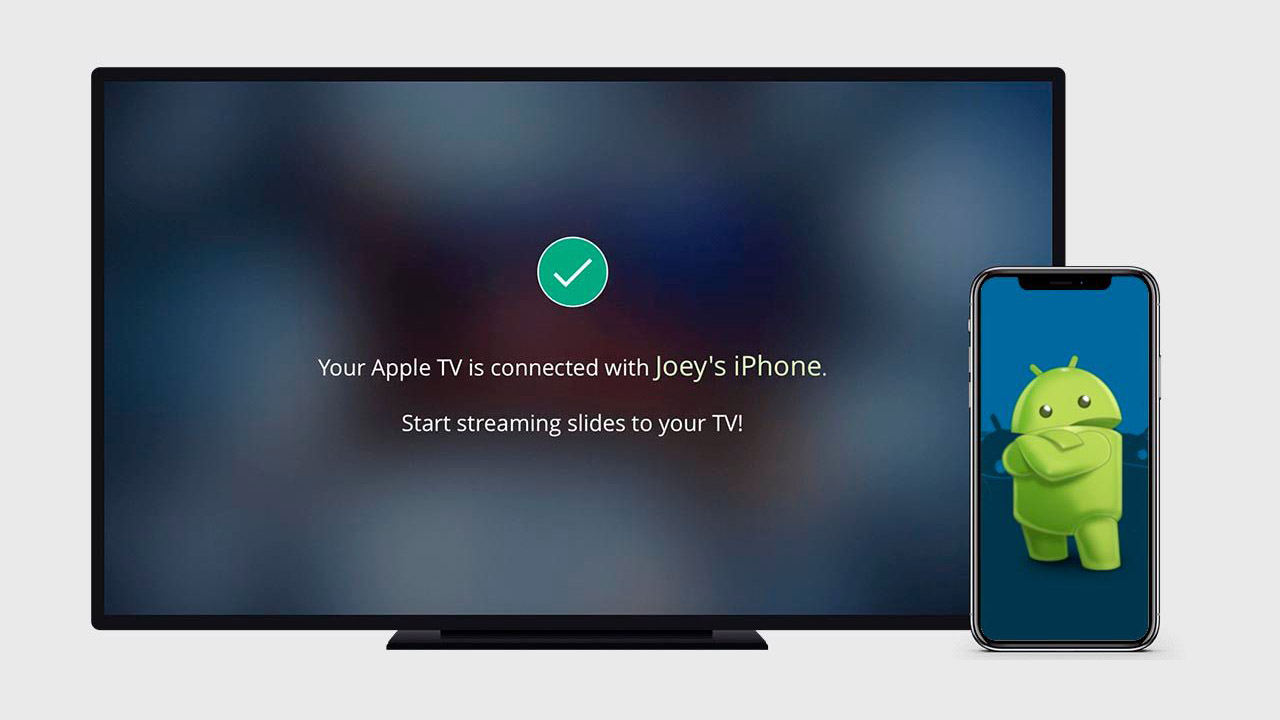 enviar vídeos de Android al Apple TV