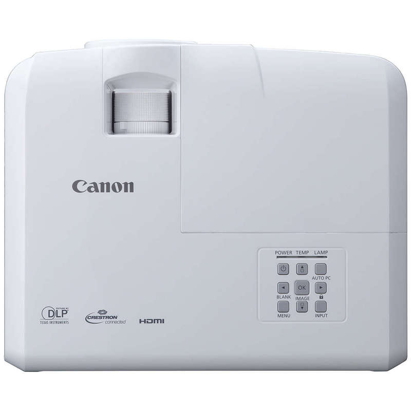 Canon LV-WX320, parte superior