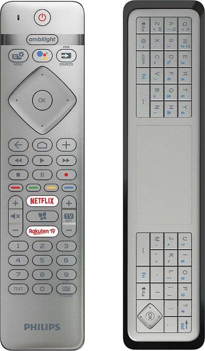 Philips 55PUS8804-12, mando a distancia