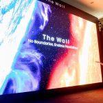 pantalla 8K microLED de 583 pulgadas de Samsung