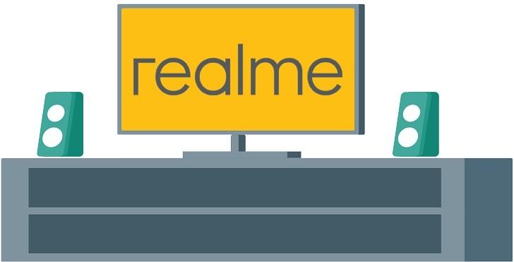 Nos quedamos con las ganas, de momento, de saber cómo será el smartTV de Realme?