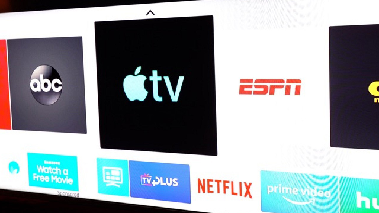 televisores compatibles con Apple TV