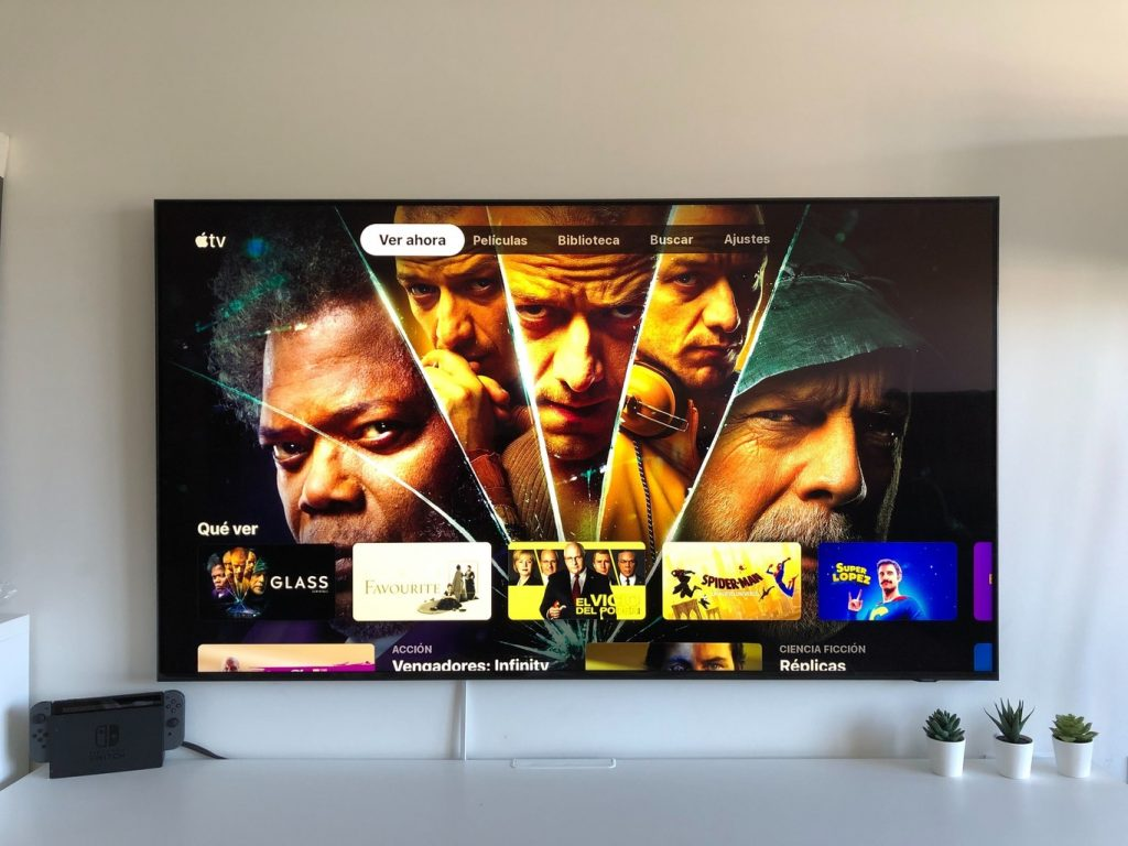 Modelo top de Sony donde disfrutar de Apple TV