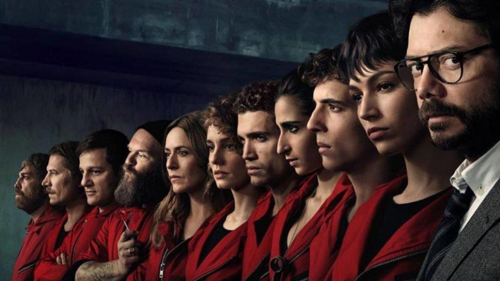 Serie española reconocida en el mundo entero