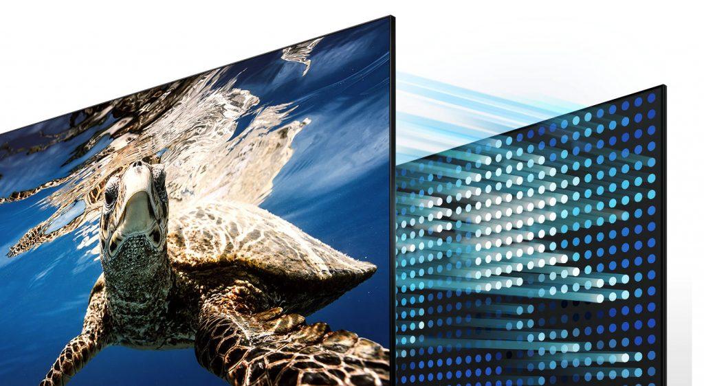 El Samsung 55Q80T tiene una imagen espectacular