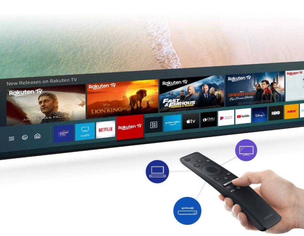Samsung QE65Q60TAUXXC incluye la versión más actualizada de Tizen
