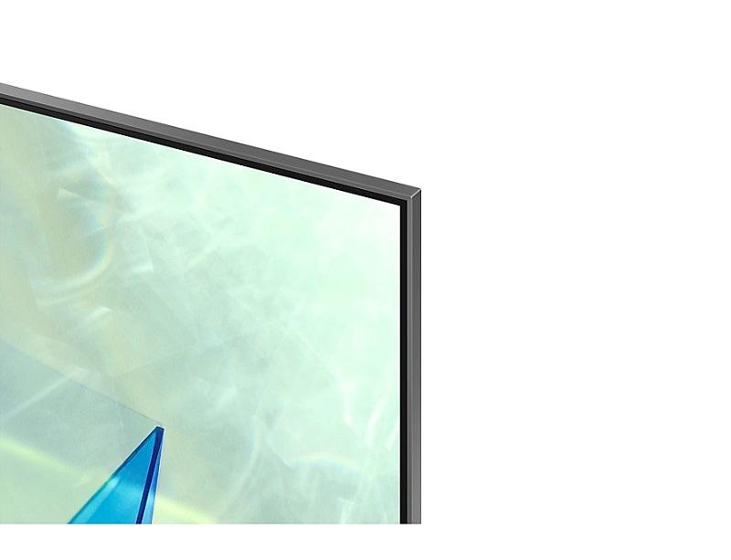 Samsung QE75Q80T, marcos