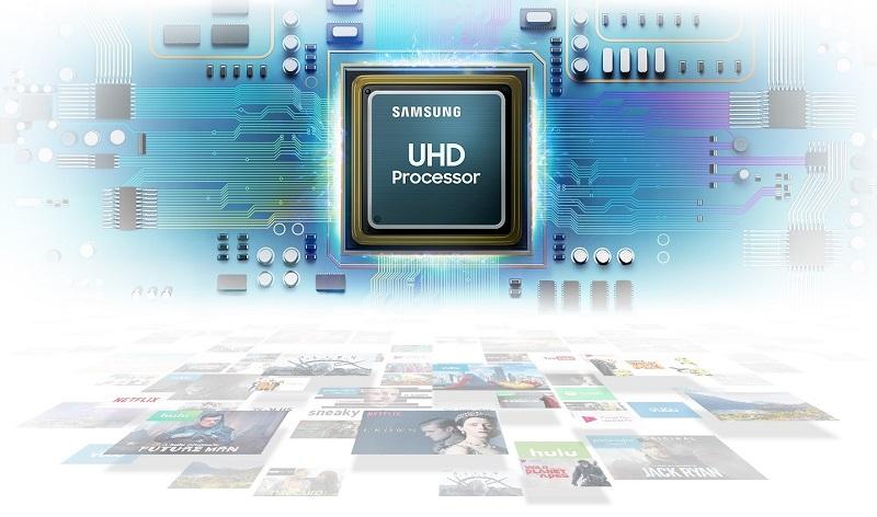 Samsung UE43RU7175 y UE55RU7175