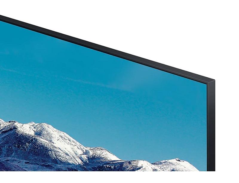Samsung UE50TU8505, marcos