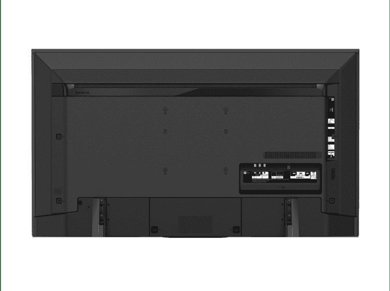 Sony KD-49XH9505, conexiones