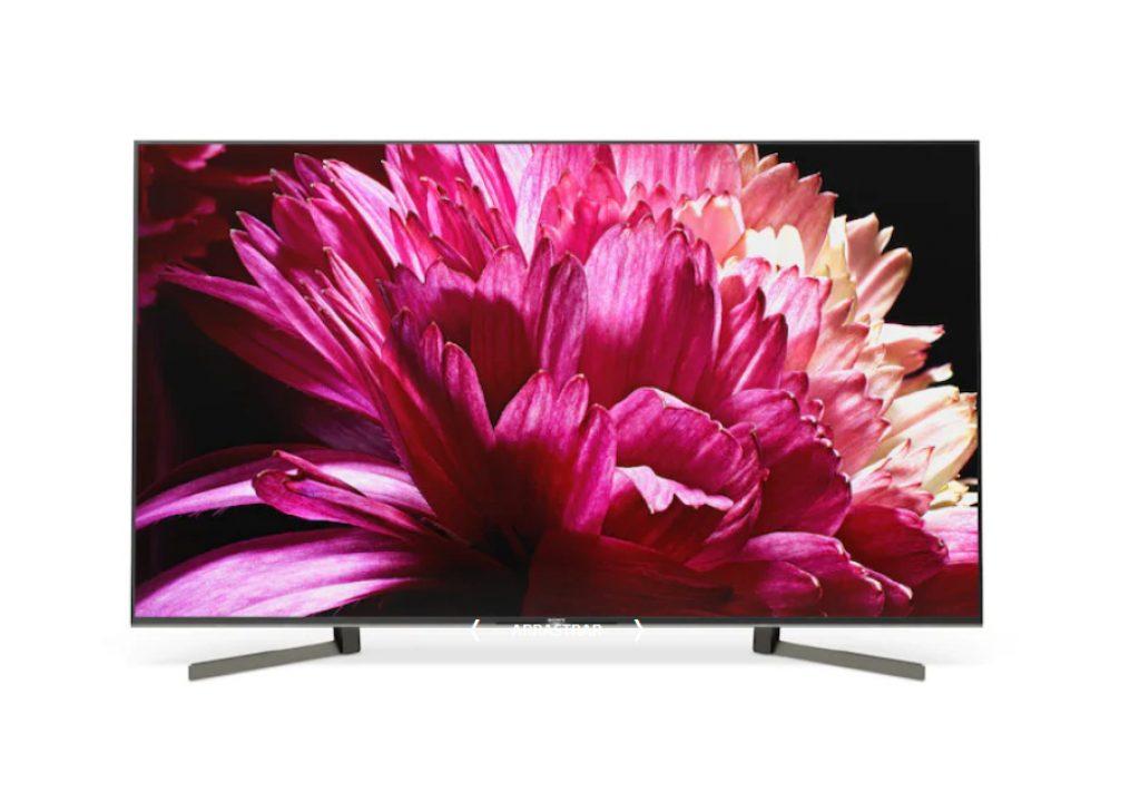 Sony KD-85XG9505 se presenta como un televisor convencional con acabados de calidad