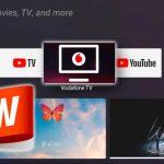Vodafone TV en los televisores Sony