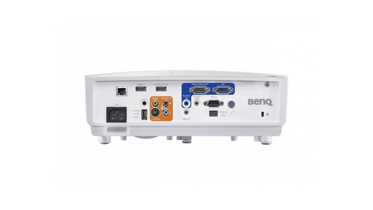 BenQ MH750 funciones en general