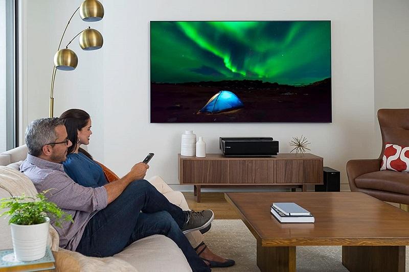 Hisense H100LDA, Smart TV