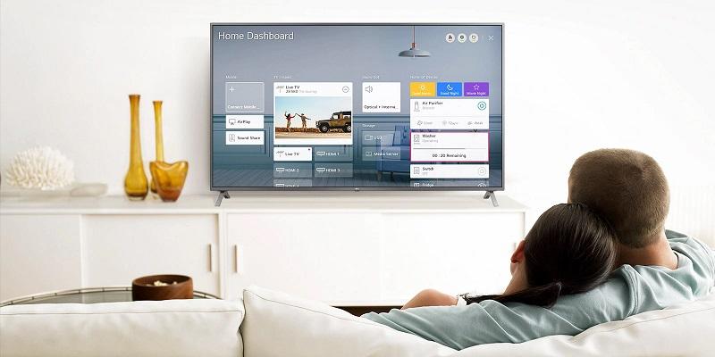 LG 65NANO90, Smart TV