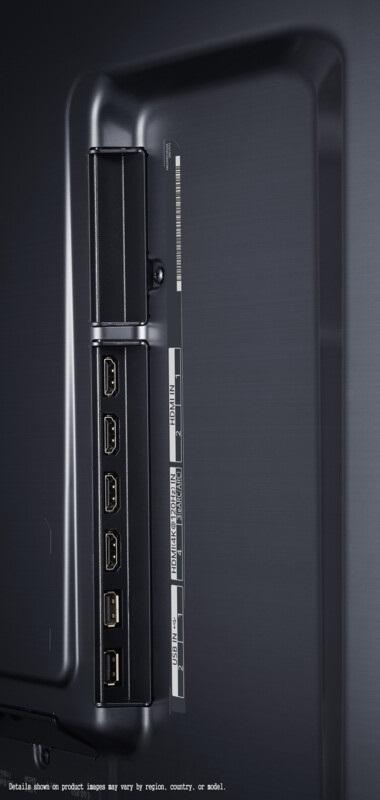 LG 65NANO90, conexiones HDMI