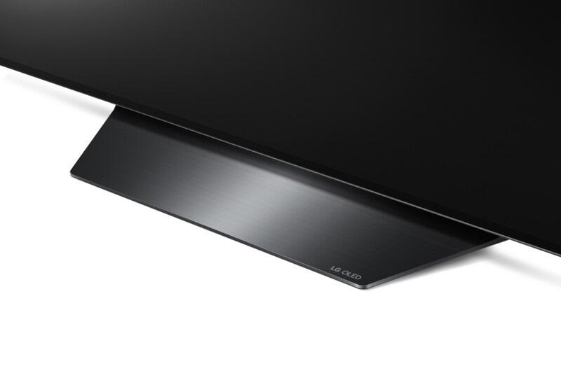 LG OLED55B9PLA, peana