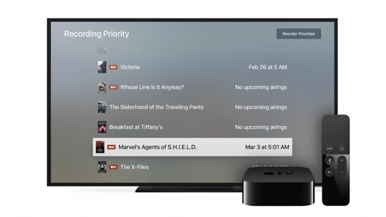 Así se ve en nuestro Apple TV