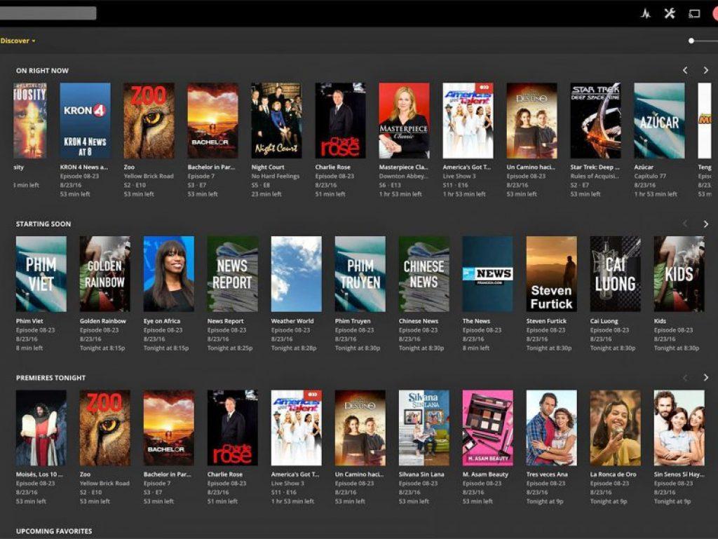 PLEX DVR en Apple TV