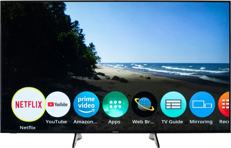 Panasonic TX-65GX700E, Smart TV